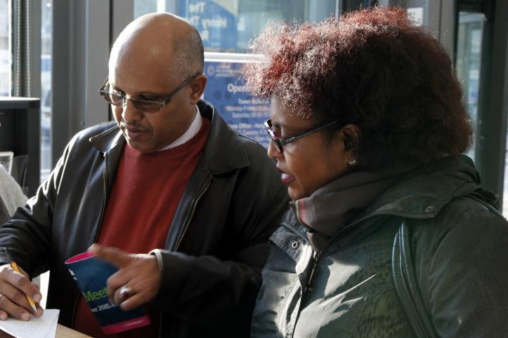 Community Language Support Services staff