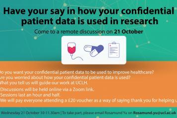 Patient data event