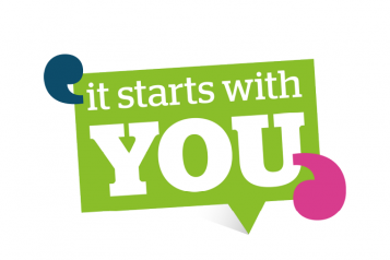 It Starts with you logo
