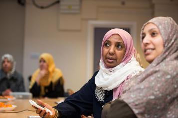 Diverse Communities Health Voice is a partnership of ten community organisations