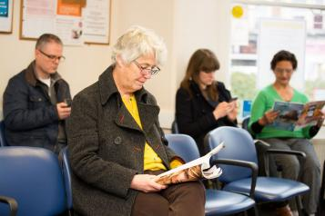 Islington patients