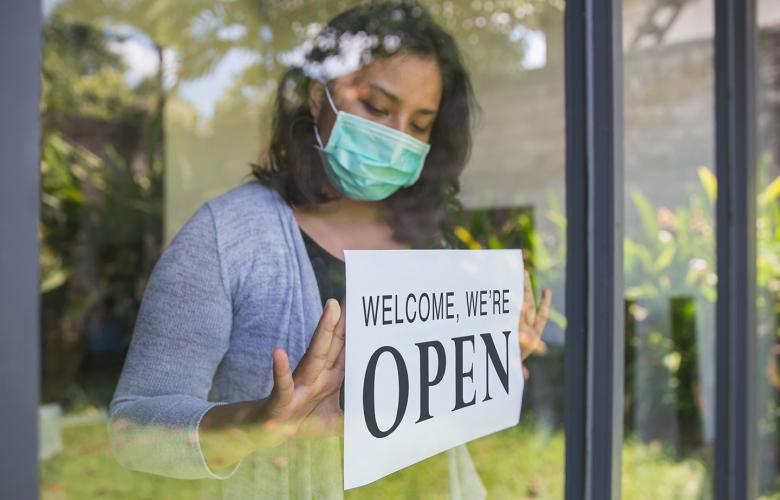 Health services are open